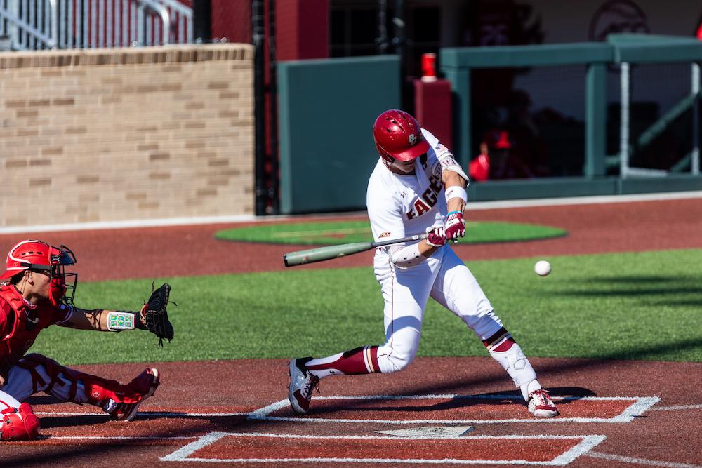 BC Baseball Continues Struggles at FSU, Loses Fifth Straight