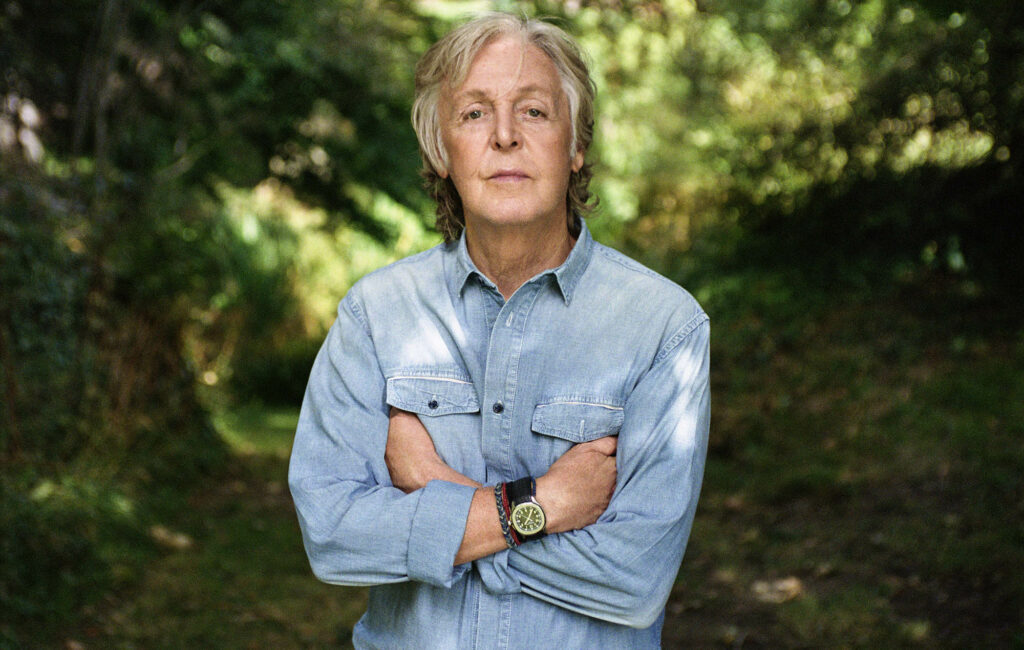 Paul McCartney Releases Experimental New Album