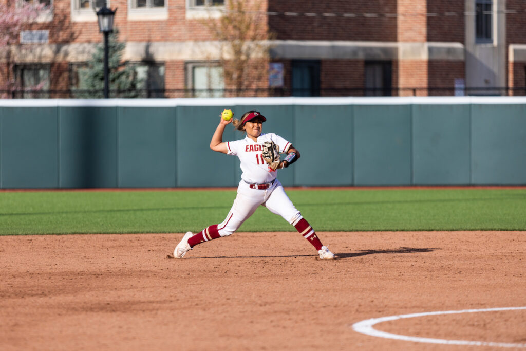 Cagle's No-Hitter Completes Tigers' Series Sweep of BC