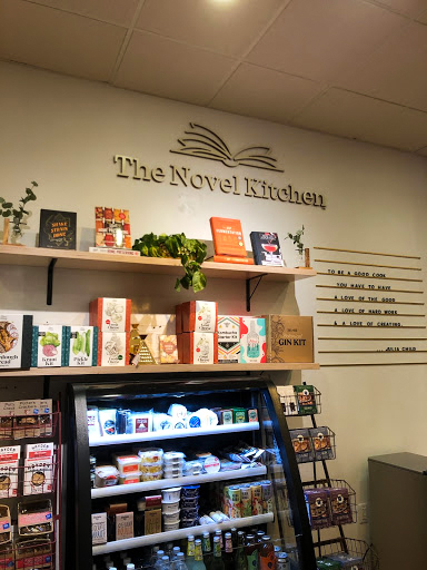 Brookline Booksmith Opens New Chapter with the Novel Kitchen