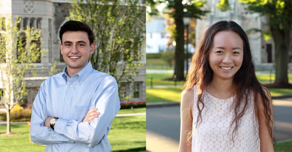 German, Mu Named 2021 Truman Scholars