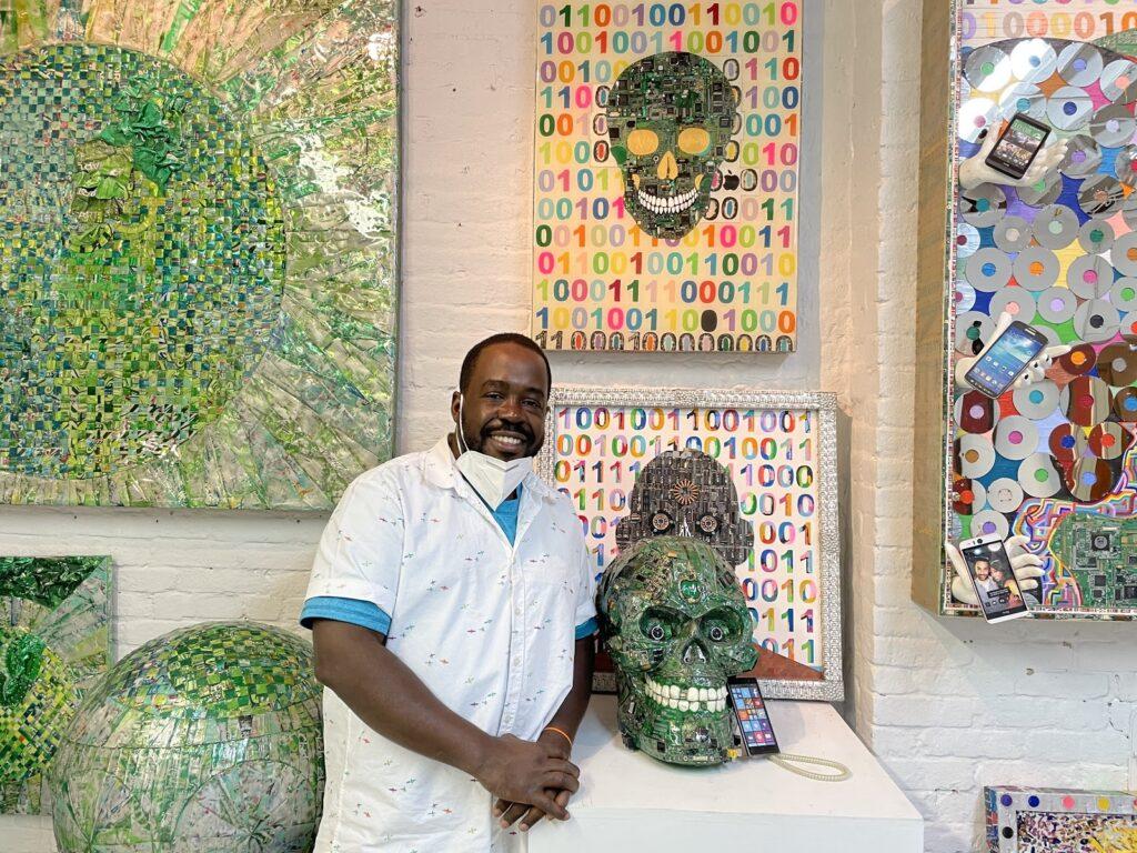 SoWa Artists Welcome New Customers