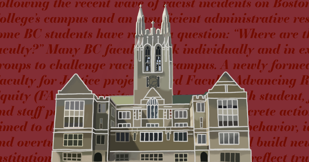 Op-Ed: Faculty Advancing Racial Equity Endorsement