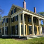 Newly Renovated Allen House Welcomes Art and Performers