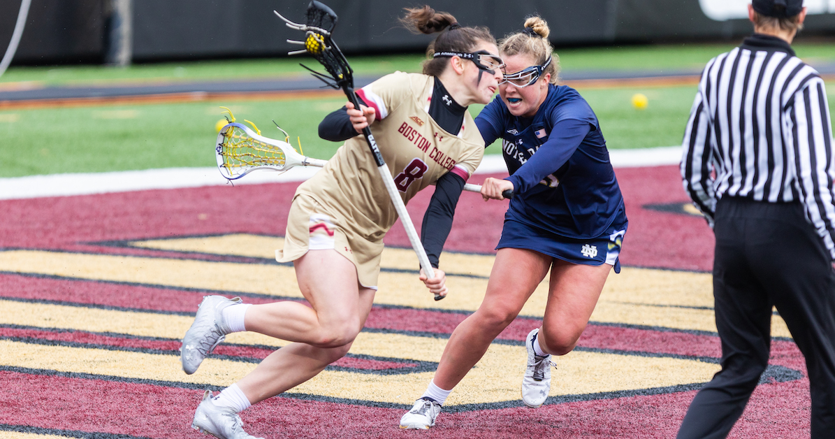 BC Books Final Four Trip With Win Over Notre Dame