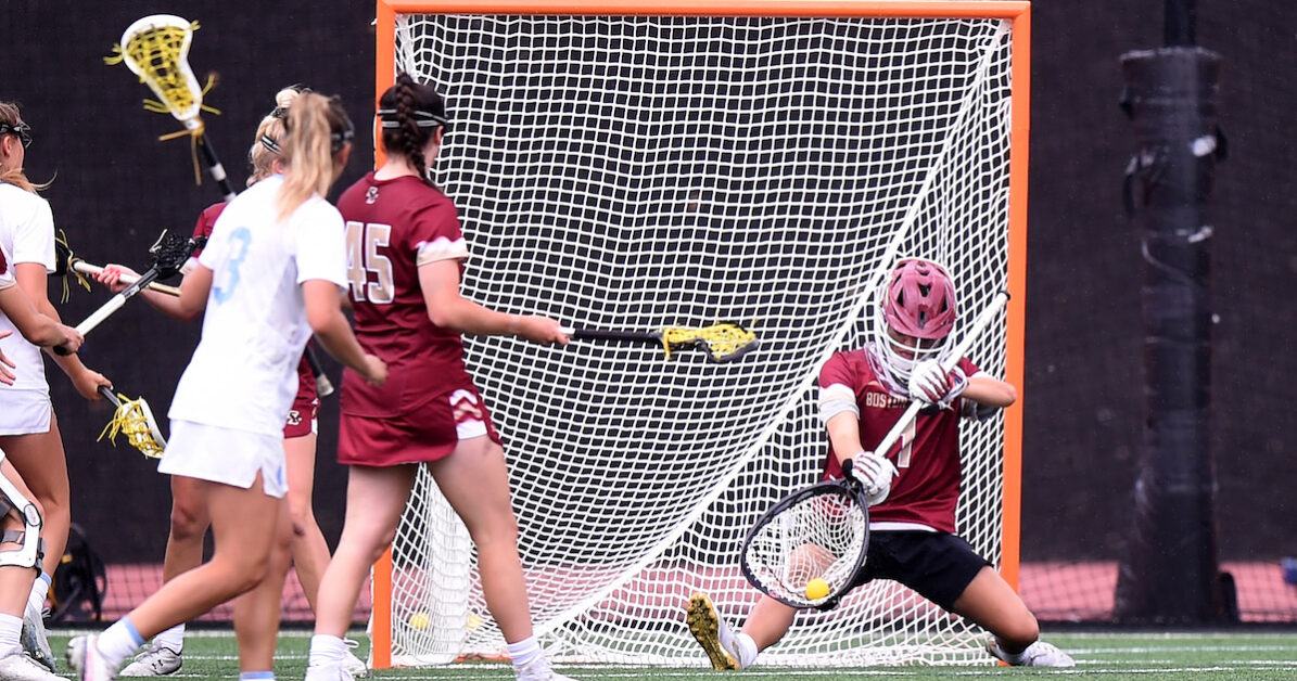 BC Topples Undefeated UNC in Final Four