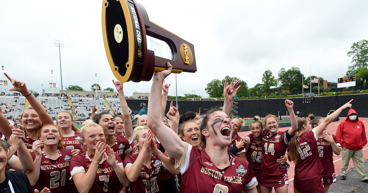 BC Powers Past Syracuse For First National Championship Title