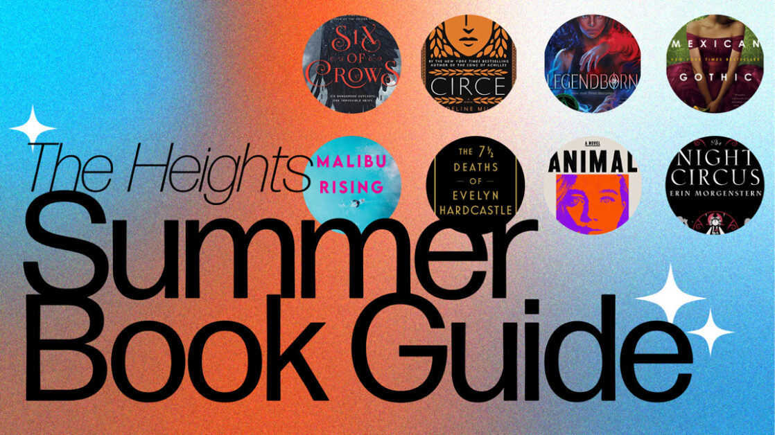 Summer Reading Guide: From Mysteries to Beach Reads