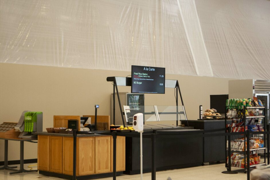 BC Dining Renovates Carney's, Delays Reopening Certain Spots on Campus
