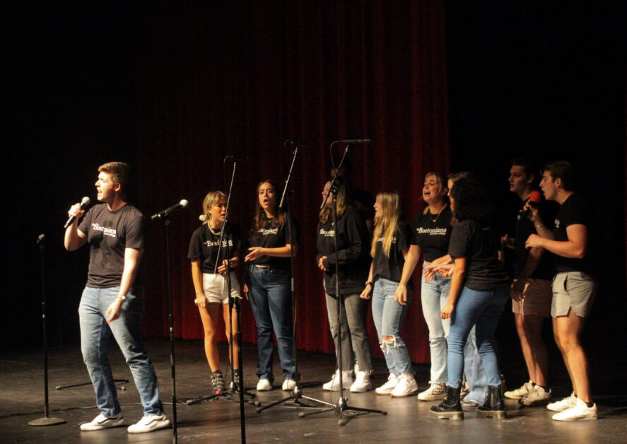 A Cappella Fest Marks a Return to Live, In-Person Music