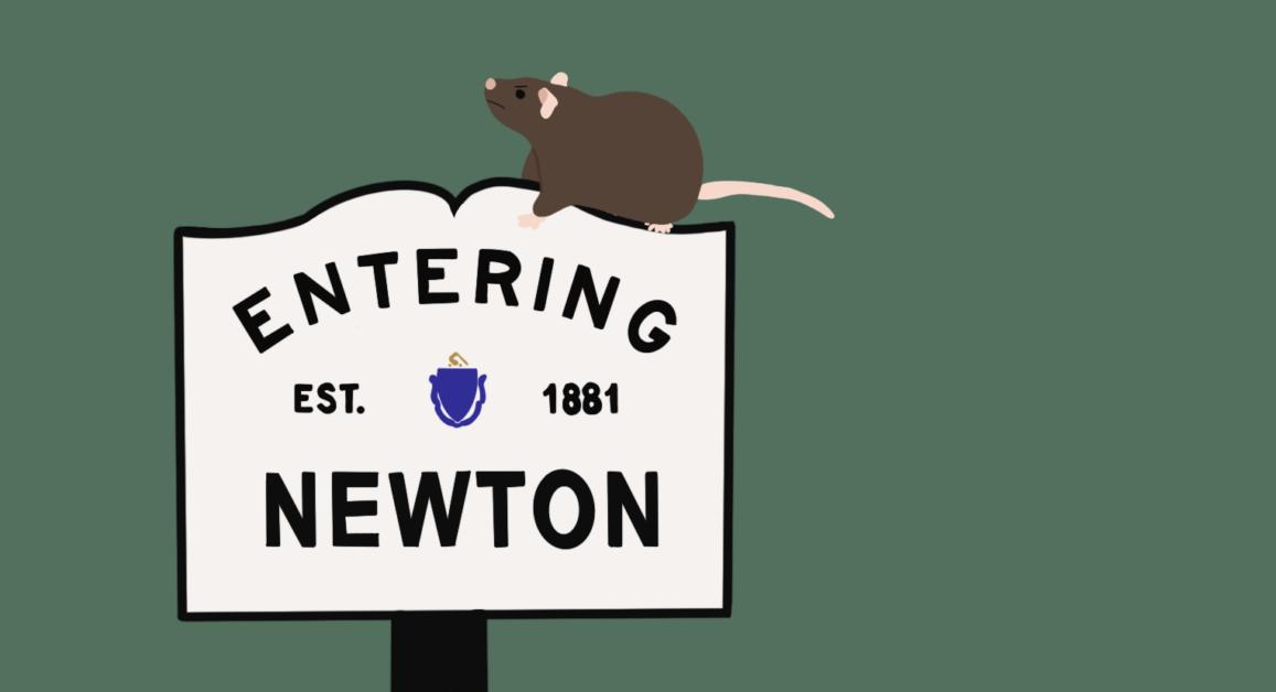 Newton Has Rats, Residents Say