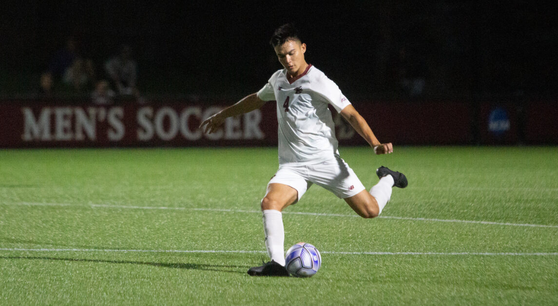Eagles Fall to Yale in Second-Straight Scoreless Game