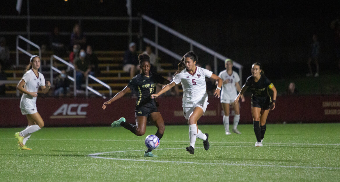 BC Still In Search of First ACC Win After Loss to Wake
