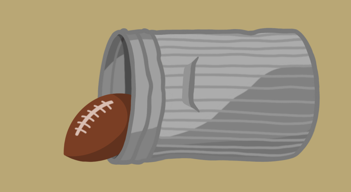 All that Glitters Isn't Maroon and Gold: Waste at Athletic Events