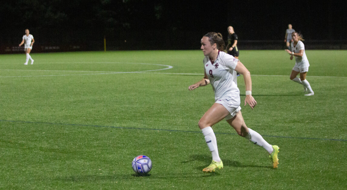 Eagles Remain Winless in ACC With Loss to Irish