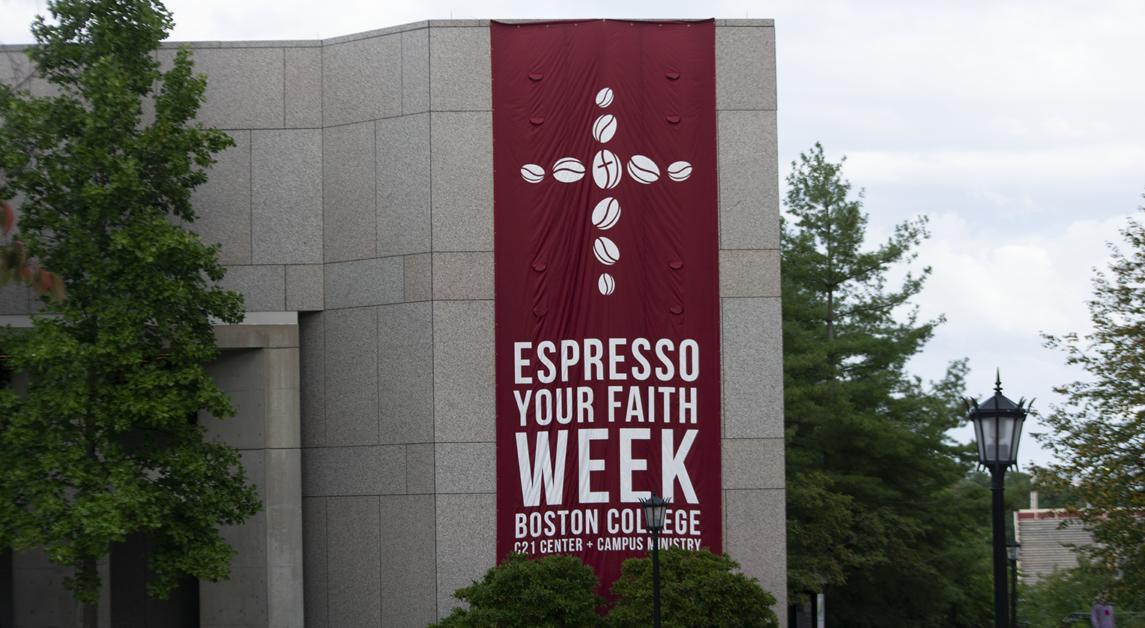 Learning a Latte Through Espresso Your Faith Week 2021