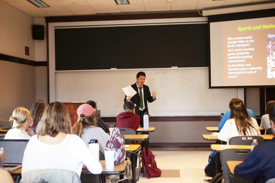 Processing and Proceeding: Professors Transition From Remote Learning Back to the Classroom