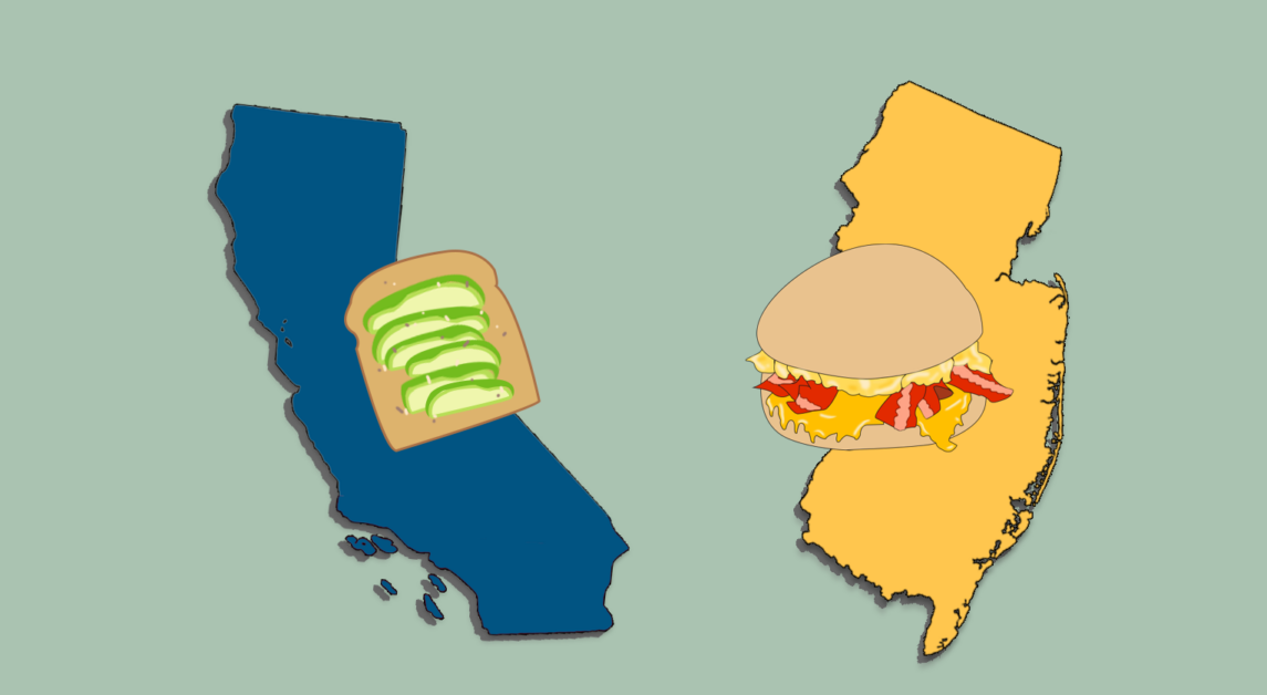 The BaconEggandCheese Dilemma, and Other East Coast Things