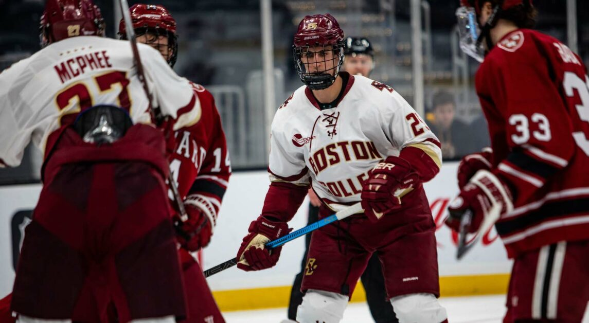 BC Captain Marc McLaughlin Ready to Lead Eagles to Greatness in 2021