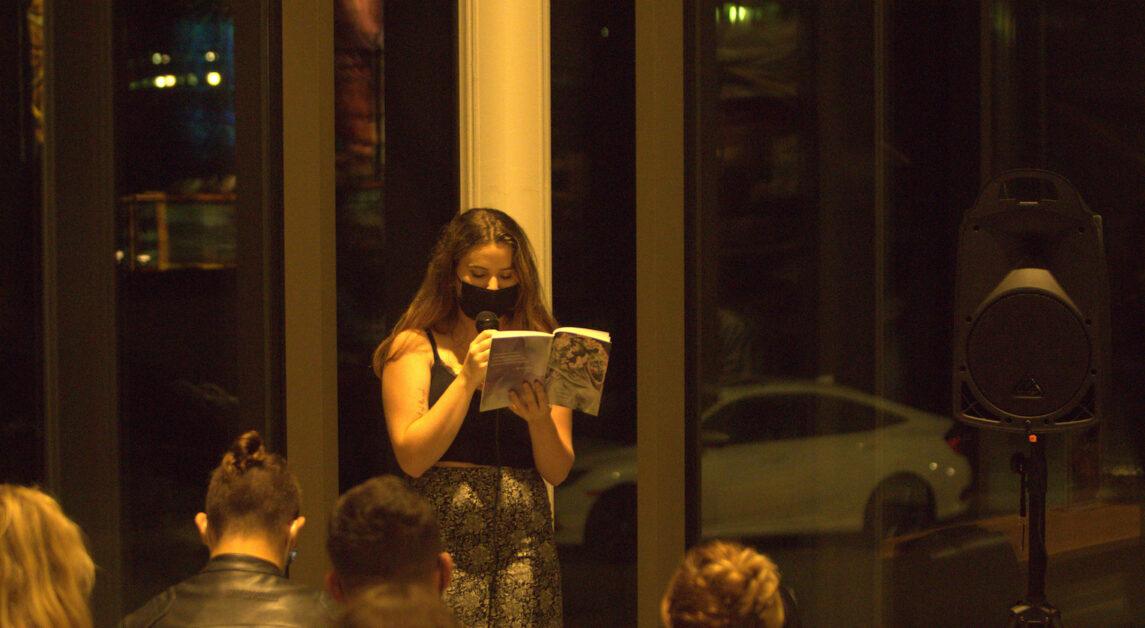 Poetry Open Mic Night Returns to McMullen
