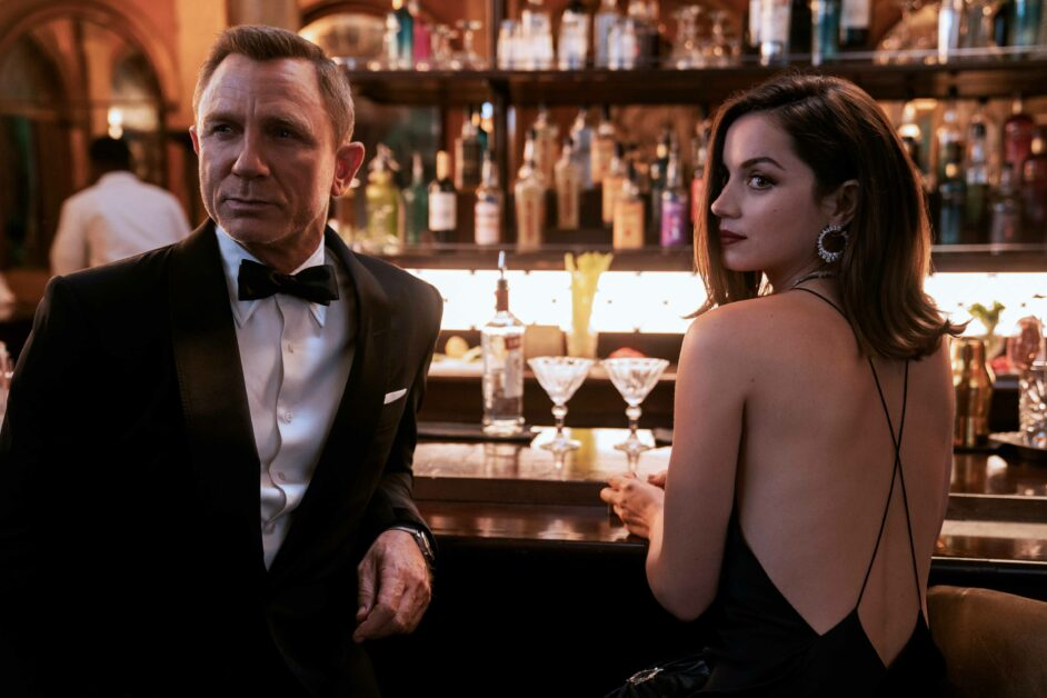Daniel Craig Goes Out With a Bang in Final Bond Film