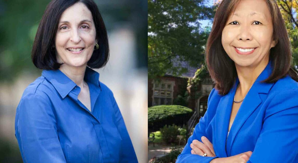 Mayor Ruthanne Fuller and Former City Councilor Amy Mah Sangiolo Face Off In Debate
