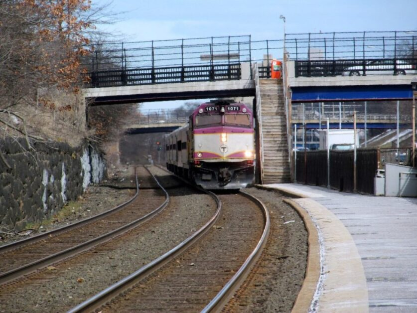 MBTA Plans to Improve Accessibility at Three Commuter Rail Stations in Newton
