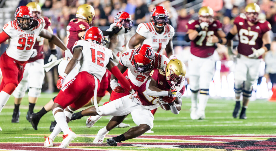 Notebook: NC State Resets BC Momentum in Crushing Home Loss