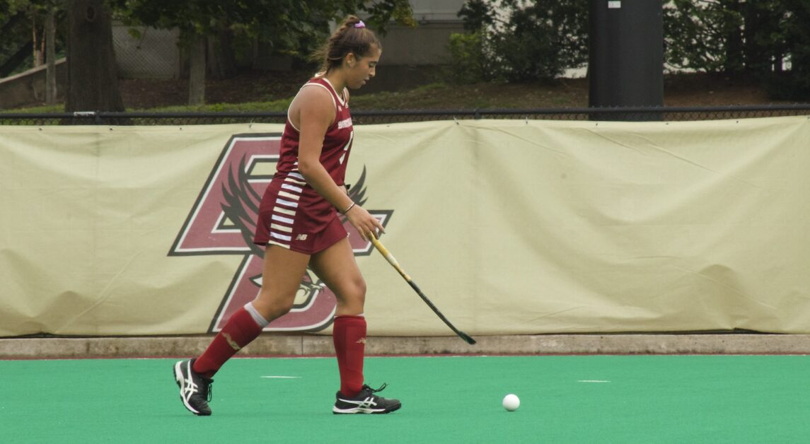 Eagles Shut Out in Loss to Saint Joseph's