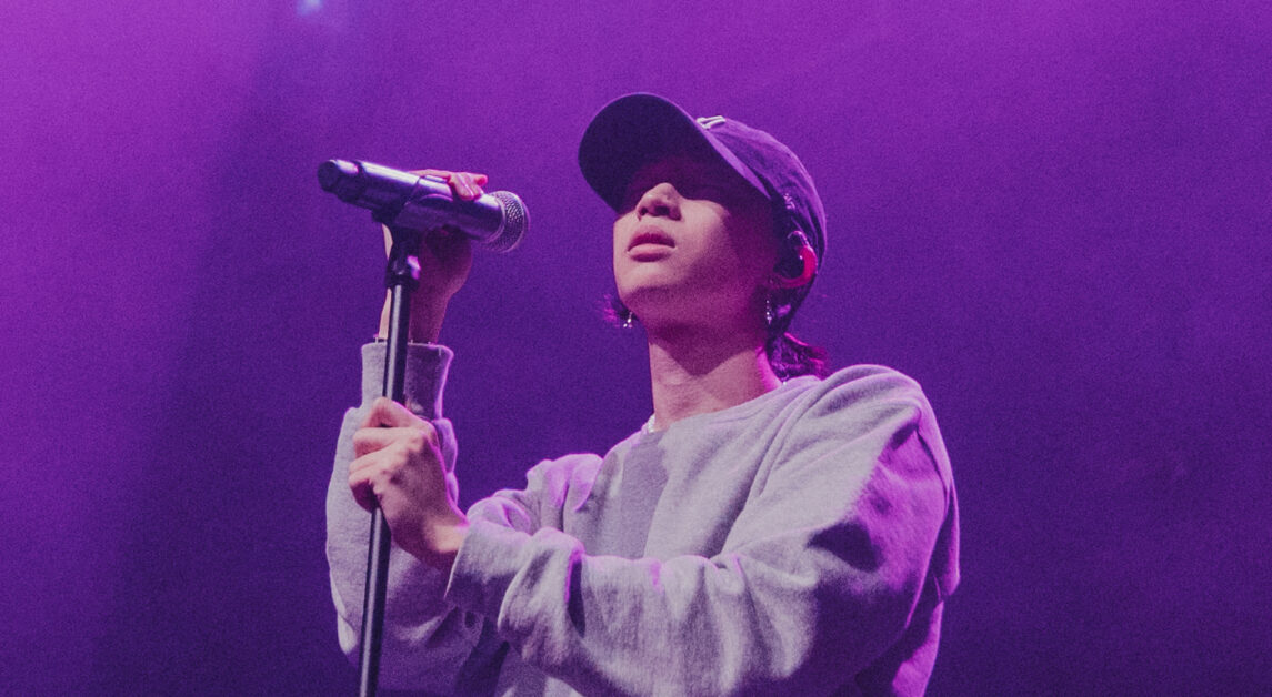 Scott and Keshi Open for LANY's 'gg bb xx' Tour