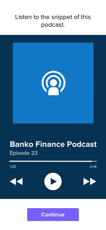 banko audio