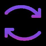 Landing page conversion icon