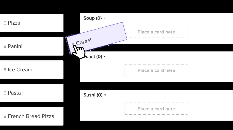 cardsort test image
