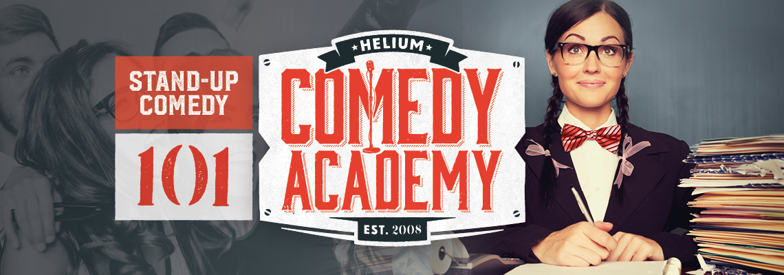Helium's Comedy Academy: Stand Up Comedy 101