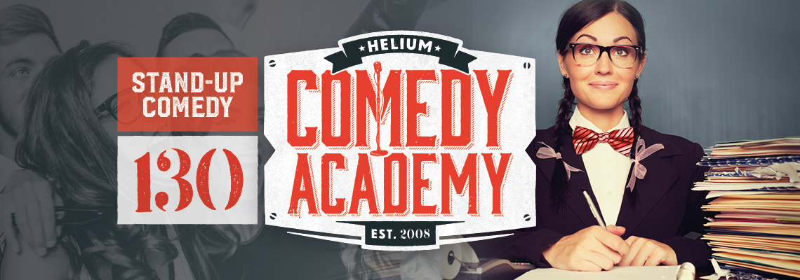 Helium's Comedy Academy: Stand Up Comedy 130