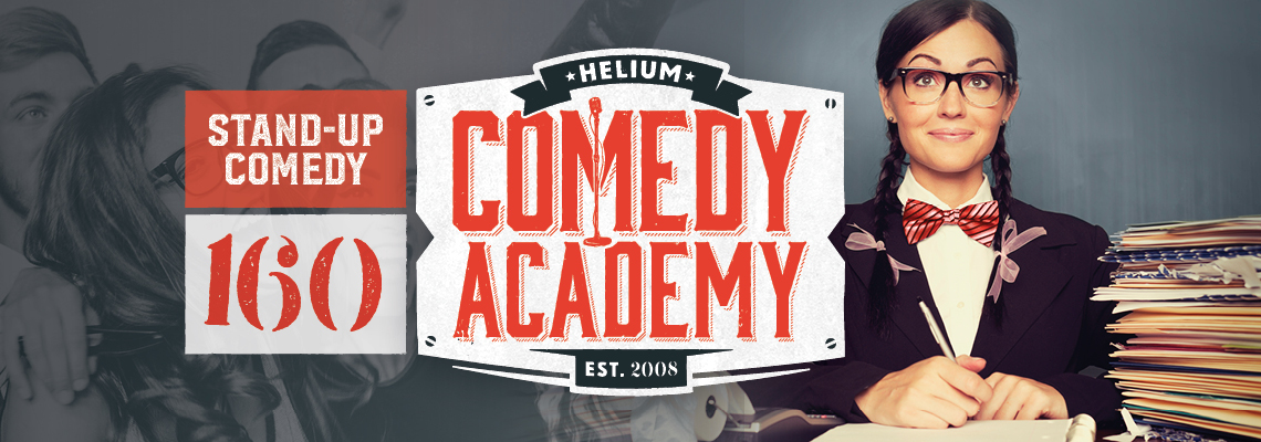 Helium's Comedy Academy: Stand Up Comedy 160