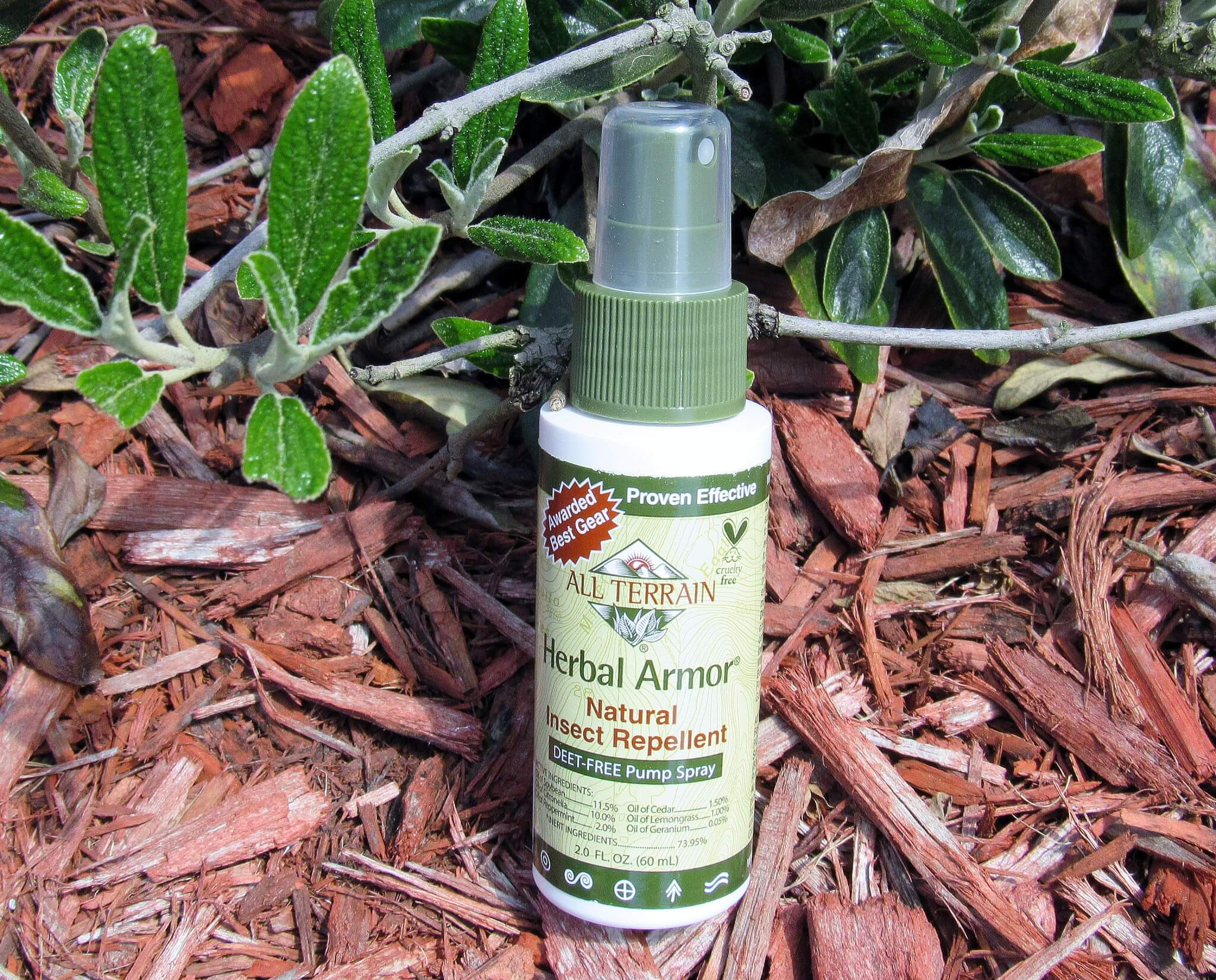 Herbal Armor Natural Insect Repellent Review