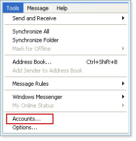 how to close down an outlook account