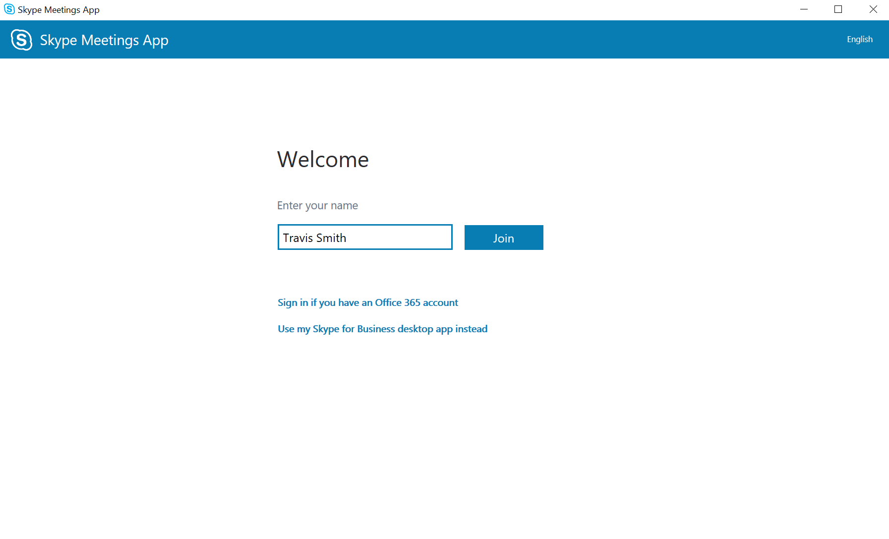 Joining a Skype for Business Online Call – Fellowship of Christian