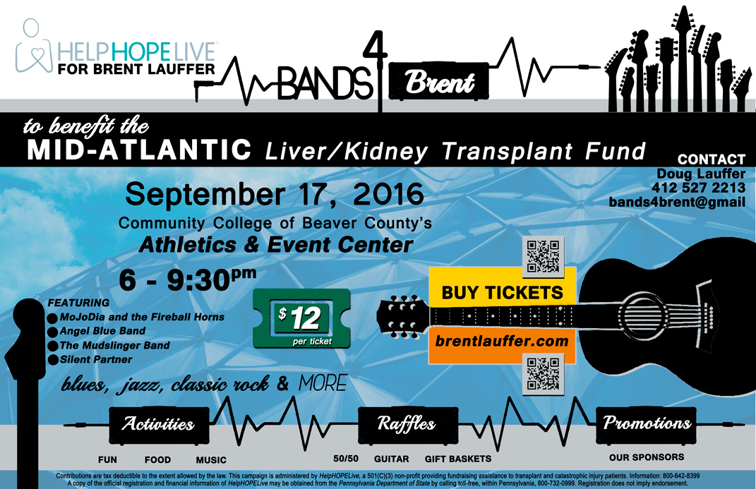 Bands4Brent Event