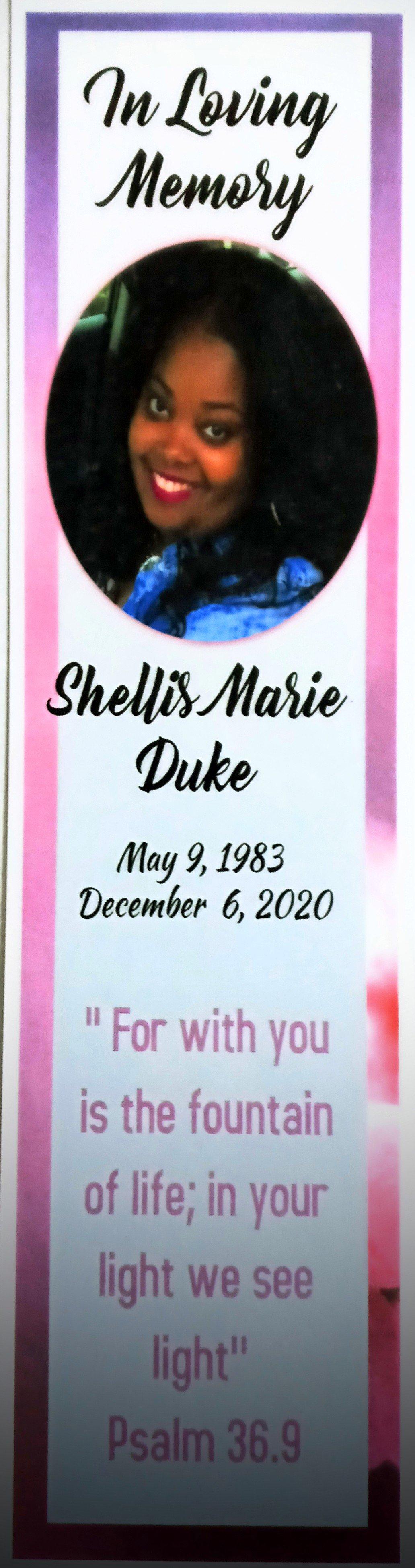 Shellis Duke ANGEL ON EARTH