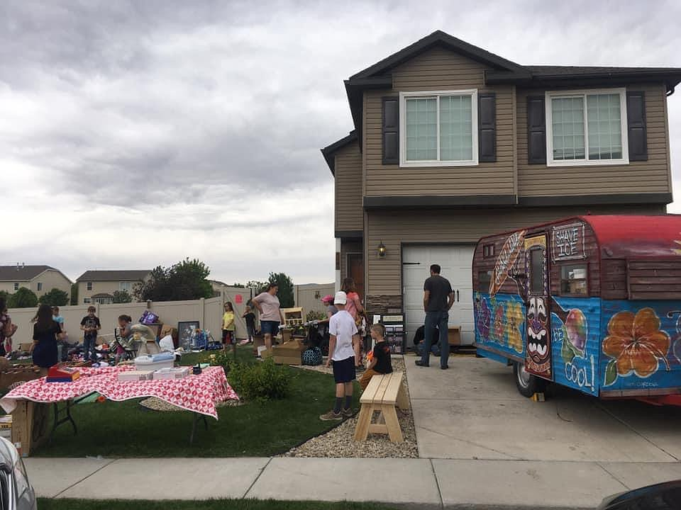 Benefit Yard Sale -Eagle Mountain