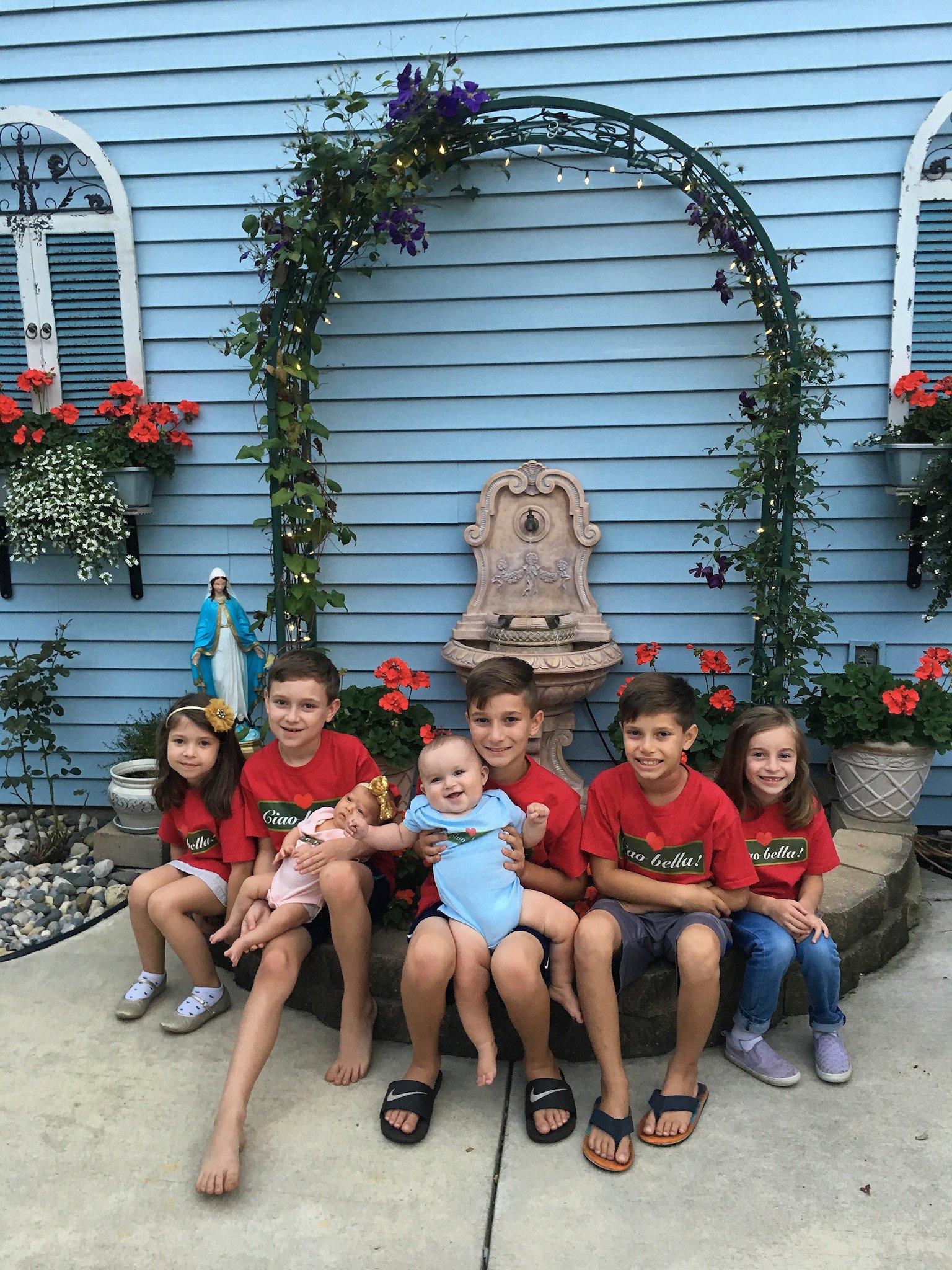 Lisa's Grandchildren