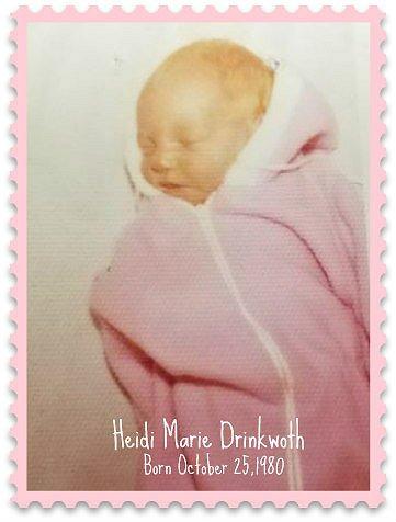 Heidi's Baby Pics!