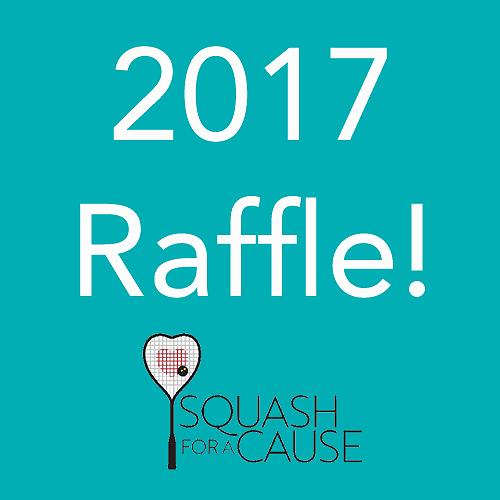 2017 Raffle Squash for a Cause