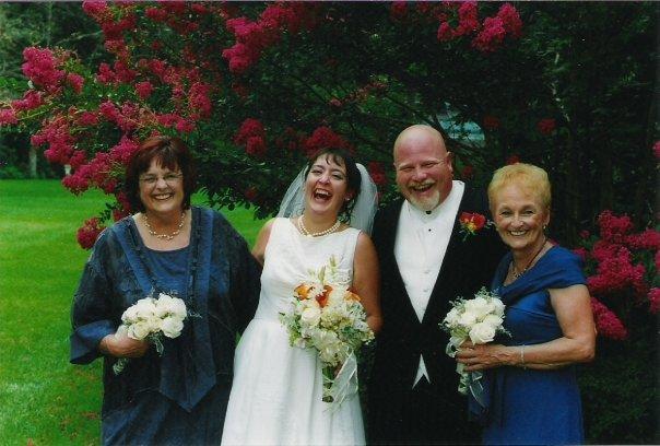 Ed , Cassandra & Family