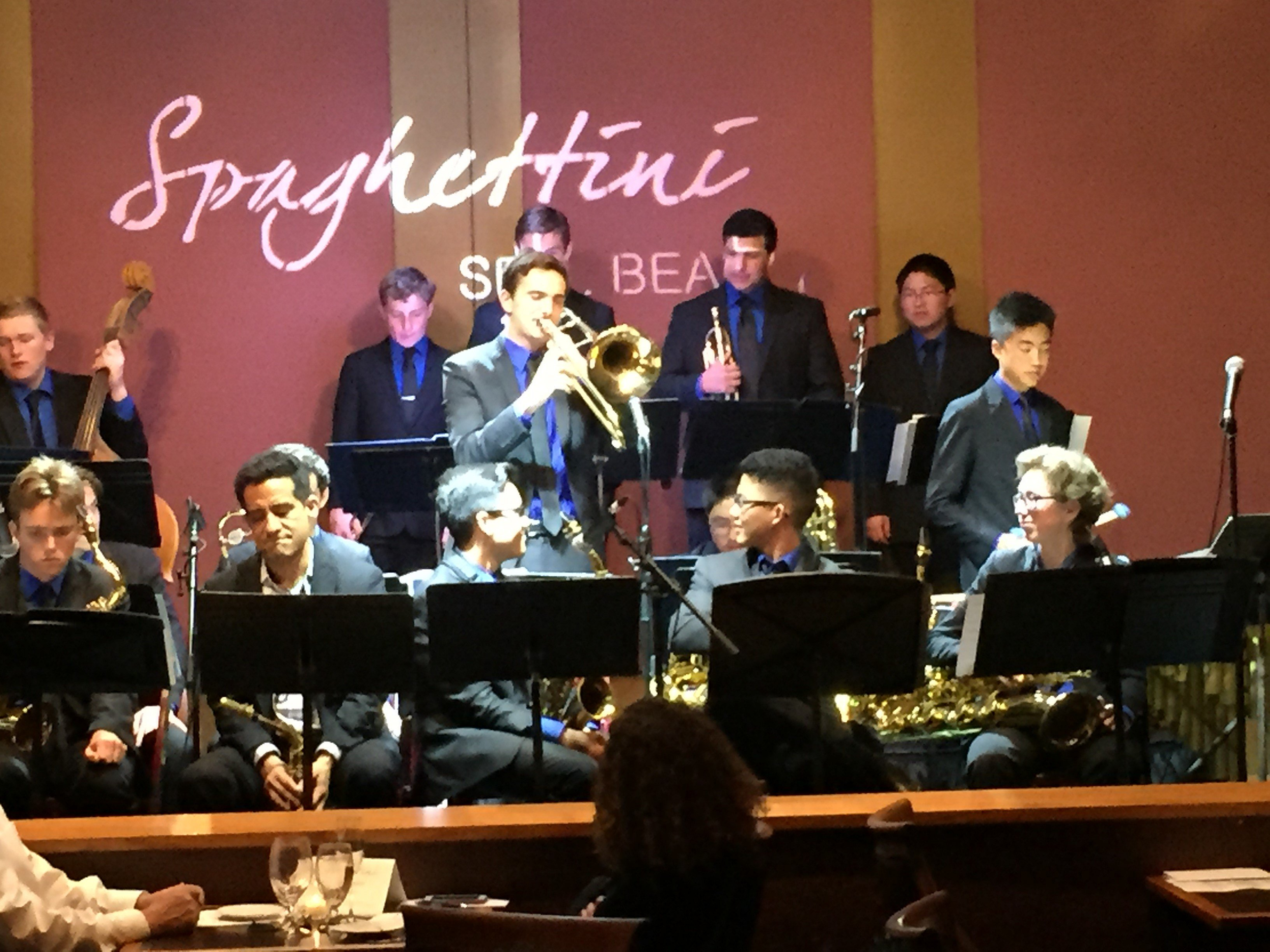 Spaghettini Jazz Night