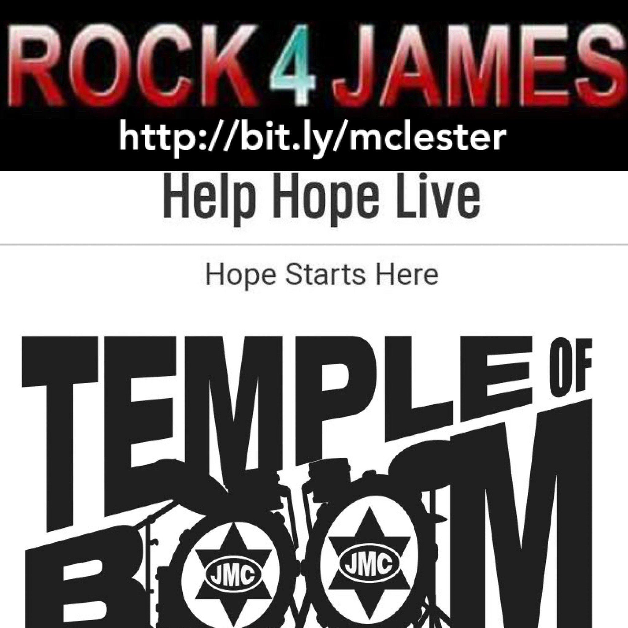 Rock 4 James Auction Items July 2019