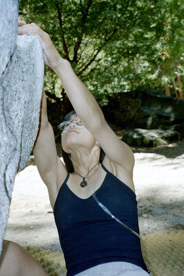 Climbing with Oxygen