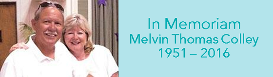 Melvin Thomas Colley